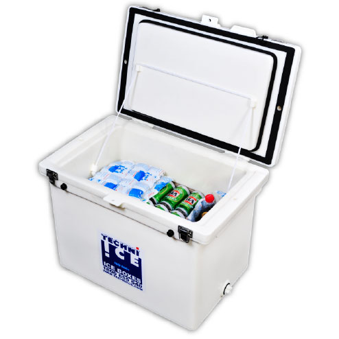 Techniice Classic Ice box  - 100L - White