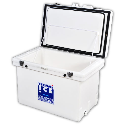 Techniice Classic Ice box  - 120L - White