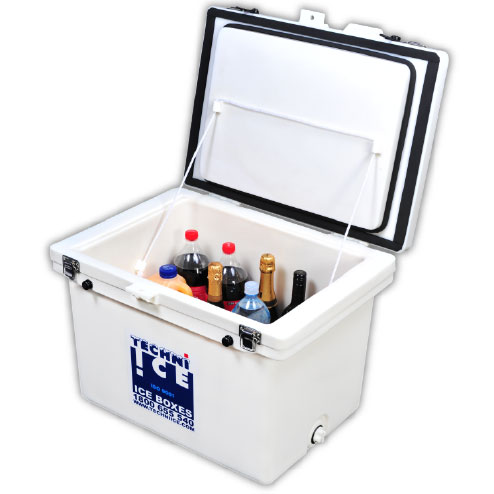 Techniice Classic Ice box  - 60L - White