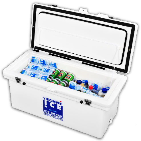 Techniice Classic Ice box  - 70L ***Limited stock arriving on 8 May. We advise back order these now to avoid disappointment