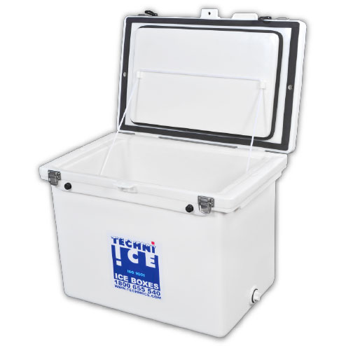 Techniice Classic Ice box  - 80L - White
