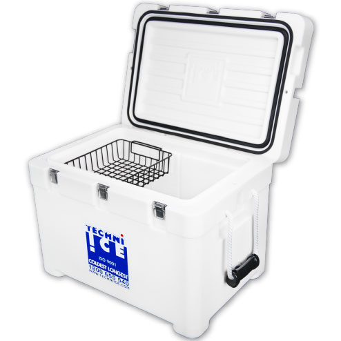 Techniice Signature Series Icebox 60L - White - World's No.1 Ice Keeper!
